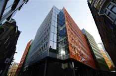 A view shows an office block at Central St Giles where Google has offices, in London April 23, 2013. Picture taken April 23, 2013. REUTERS/Luke Macgregor