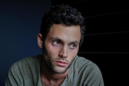 Actor Penn Badgley poses for a portrait in New York, April 23, 2013. REUTERS/Shannon Stapleton