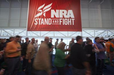 NRA's annual meeting