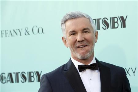 Director Baz Luhrmann attends the 'The Great Gatsby' world premiere at Avery Fisher Hall at Lincoln Center for the Performing Arts in New York May 1, 2013. REUTERS/Andrew Kelly