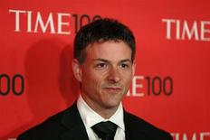 President of Greenlight Capital David Einhorn arrives for the Time 100 gala celebrating the magazine's naming of the 100 most influential people in the world for the past year, in New York, April 23, 2013. REUTERS/Lucas Jackson