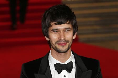 Actor Ben Whishaw arrives for the royal world premiere of the new 007 film ''Skyfall'' at the Royal Albert Hall in London October 23, 2012. REUTERS/Suzanne Plunkett