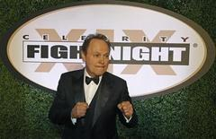 Actor, comedian Billy Crystal arrives on the red carpet at the Muhammad Ali Celebrity Fight Night Awards XIX in Phoenix, Arizona March 23, 2013. REUTERS/Ralph Freso