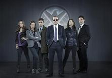 "A publicity image from ""Marvel's Agents of S.H.I.E.L.D."", Marvel's first television series, is pictured in this undated handout photo. REUTERS/Bob D'Amico/ABC/Handout via Reuters"