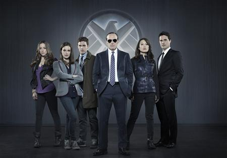 A publicity image from ''Marvel's Agents of S.H.I.E.L.D.'', Marvel's first television series, is pictured in this undated handout photo. REUTERS/Bob D'Amico/ABC/Handout via Reuters