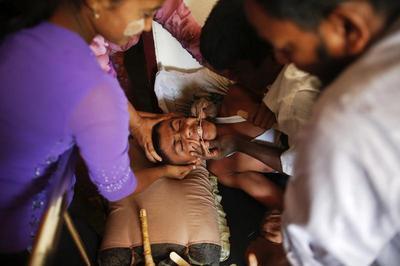 Myanmar's Muslim Rohingyas