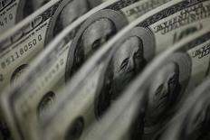 Le conseil d'administration du Fonds monétaire international (FMI) a donné son feu vert à un prêt de 1,3 milliard de dollars (1,01 milliard d'euros) pour Chypre dans le cadre d'un plan d'aide international représentant quelque 10 milliards d'euros. /Photo d'archives/REUTERS/Yuriko Nakao