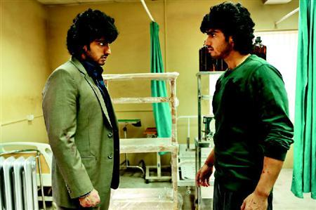 Handout still from ''Aurangzeb''.