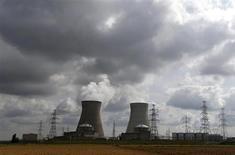 L'autorité de tutelle du nucléaire en Belgique (Agence fédérale de contrôle nucléaire, AFCN) a recommandé le redémarrage de deux réacteurs de GDF Suez désactivés depuis l'an dernier pour des raisons de sécurité. /Photo d'archives/REUTERS/François Lenoir