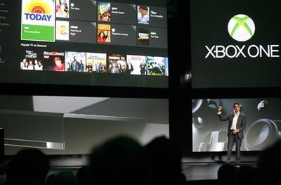 Microsoft unveils Xbox One with Spielberg, Activision...