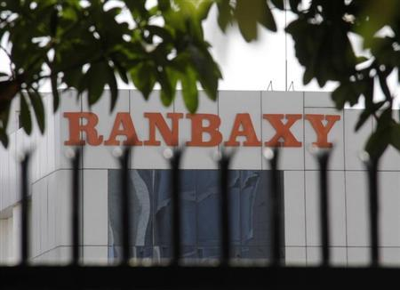 A Ranbaxy office building is pictured in Mohali May 14, 2013. REUTERS/Ajay Verma