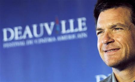 U.S actor Jason Bateman poses during a photocall for his film ''The Change-Up'' during the 37th American Film Festival in Deauville, September 4, 2011. REUTERS/Regis Duvignau