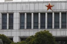 Vista parcial da 'Unidade 61398', uma divisão militar secreta Chinesa, nos arredores de Xangai, que acredita-se estar por trás de ataques cibernéticos aos EUA. Hackers chineses obtiveram acesso a projetos relativos a mais de 20 importantes sistemas bélicos dos EUA, segundo um relatório dos EUA divulgado na segunda-feira. A China qualificou a notícia de infundada. 19/02/2013. REUTERS/Carlos Barria