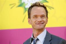 Actor Neil Patrick Harris arrives at the 2013 Kids Choice Awards in Los Angeles, California March 23, 2013. REUTERS/Patrick T. Fallon
