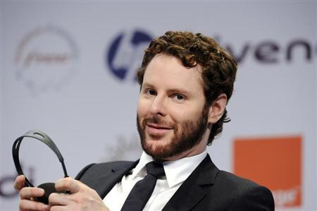 Sean Parker attends the eG8 forum in Paris May 25, 2011. REUTERS/Gonzalo Fuentes