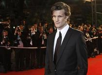 "Actor Matt Smith walks on the red carpet as he arrives for the screening of the film ""Kuki Ningyo"" at the 62nd Cannes Film Festival May 14, 2009 file photo. REUTERS/Regis Duvignau"