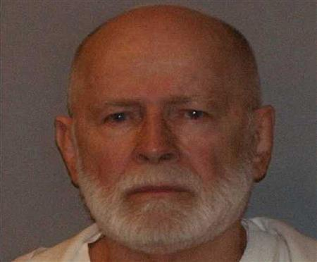 Former mob boss and fugitive James ''Whitey'' Bulger is seen in a booking mug photo released to Reuters on August 1, 2011. Accused mob boss James ''Whitey'' Bulger, who spent 16 years on the run, much of it on the FBI's ''Ten Most Wanted'' list, goes on trial next week for committing or ordering 19 murders in the 1970s and 1980s. REUTERS/U.S. Marshals Service/U.S. Department of Justice/Handout