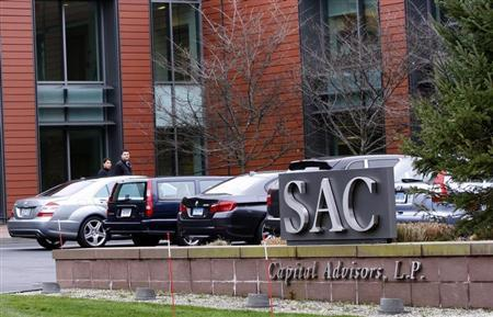 An exterior view of the headquarters of SAC Capital Advisors, L.P. in Stamford, Connecticut, in this picture taken December 13, 2010. REUTERS/Mike Segar