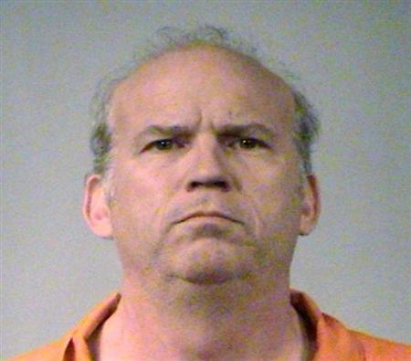 Scott Roeder, 51-year-old Kansas City-area man charged with murder of Kansas abortion doctor George Tiller, is seen in this undated booking photograph released to Reuters on June 12, 2009. REUTERS/Wichita Police/Handout