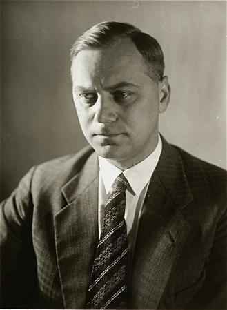 Alfred Rosenberg, the Chief Nazi Party Ideologist, is seen in a portrait taken between 1933 and 1945 and released to Reuters by the United States Holocaust Museum in Washington June 7, 2013. REUTERS/United States Holocaust Memorial Museum, courtesy of William Gallagher/HANDOUT