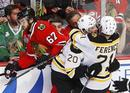 Paille scores in overtime as Bruins tie series | Reuters