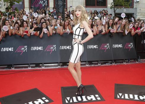 MuchMusic Video Awards red carpet