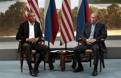 Putin faces isolation over Syria as G8 ratchets up...