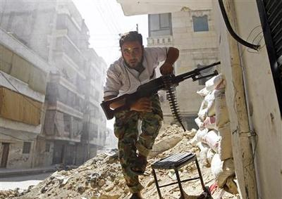 Special Report: Syria's Islamists seize control as...