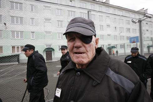 Inside Siberia's prisons