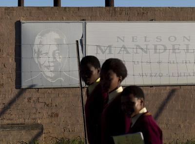 In Mandela's shadow