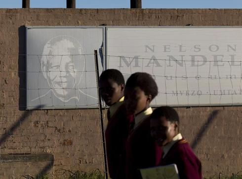 In Mandela's shadow