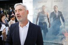 "Director Roland Emmerich walks the red carpet as he arrives for the premiere of his new film ""White House Down"" in Washington June 21, 2013. REUTERS/Jonathan Ernst"