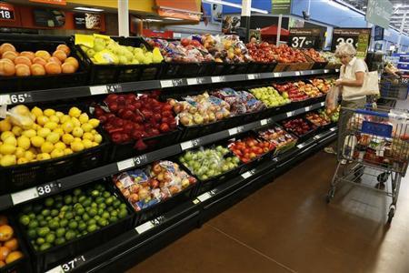 A Walmart Supercenter in Rogers, Arkansas June 6, 2013. REUTERS/Rick Wilking