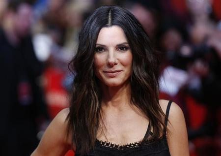 Actor Sandra Bullock attends the UK gala screening of ''The Heat'' at the Curzon Mayfair in London, June 13, 2013. REUTERS/Olivia Harris