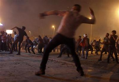Islamist protests hit cities across Egypt, at least 24...