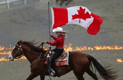 Calgary Stampede's back