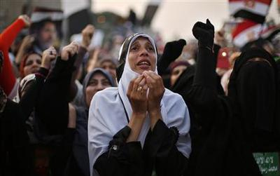 At least 51 killed in Egypt as Islamists urge defiance