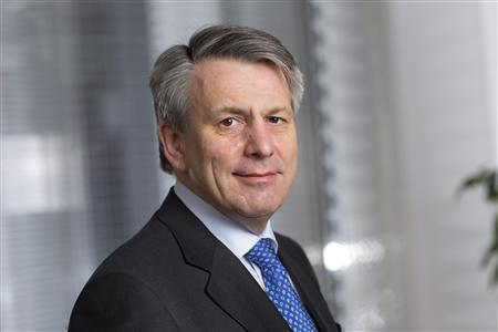 Ben van Beurden, who has been nominated new chief executive officer of Royal Dutch Shell, is seen in this December 12, 2012 handout photo. REUTERS/Reinier Gerritsen/Royal Dutch Shell plc/Handout via Reuters