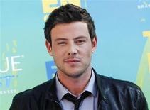 """El actor canadiense Cory Monteith, de 31 años, famoso por su papel en la serie musical y cómica """"Glee"""", fue hallado muerto el sábado en su habitación de un hotel de la ciudad canadiense de Vancouver, según dijo la policía. En la imagen de archivo, el actor Cory Monteith en Los Ángeles, el 7 de agosto de 2011. REUTERS/Danny Moloshok"""