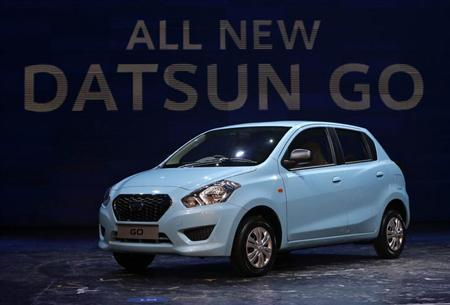 new car launches in july 2013Nissan unveils Datsun Go for under 400000 rupees