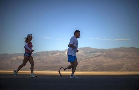 Death Valley's Ultramarathon