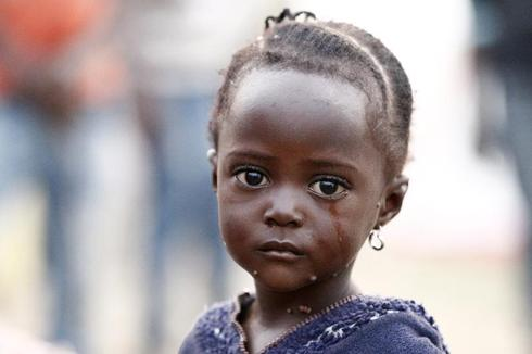 Displaced from Congo