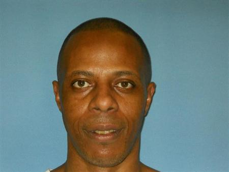 Willie Jerome Manning is pictured in this undated Mississippi Department of Corrections handout photo. REUTERS/Mississippi Department of Corrections/Handout via Reuters