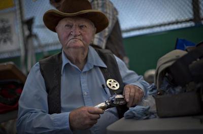 Canada's quickest gunslinger