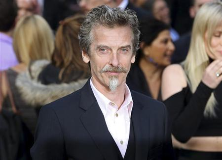Scottish actor Peter Capaldi arrives for the world premiere of his film ''World War Z'' in London June 2, 2013. REUTERS/Neil Hall