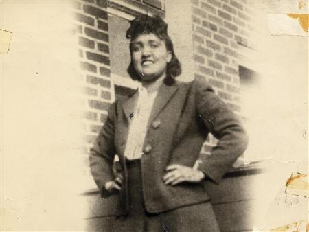 Henrietta Lacks is pictured in this undated handout photo. REUTERS/Lacks Family/Handout