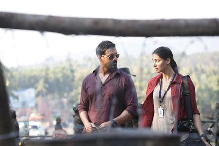 Handout still from ''Madras Cafe''
