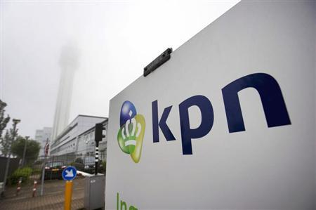 The data center of Dutch telecoms group KPN is seen in Haarlem May 31, 2012. REUTERS/Paul Vreeker/United Photos