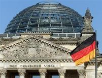 Le taux d'inflation a été de 1,9% en Allemagne en juillet après 1,8% en juin, annonce l'Office fédéral de la statistique, confirmant son estimation préliminaire du 30 juillet. /Photo d'archives/REUTERS