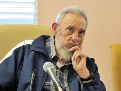 Fidel Castro turns 87